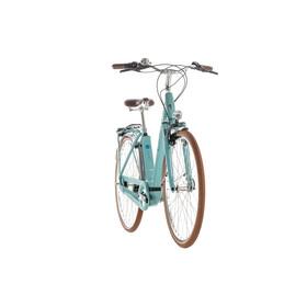 Cube Elly Cruise Hybrid 500 Bicicletta elettrica da città Donna Easy Entry petrolio
